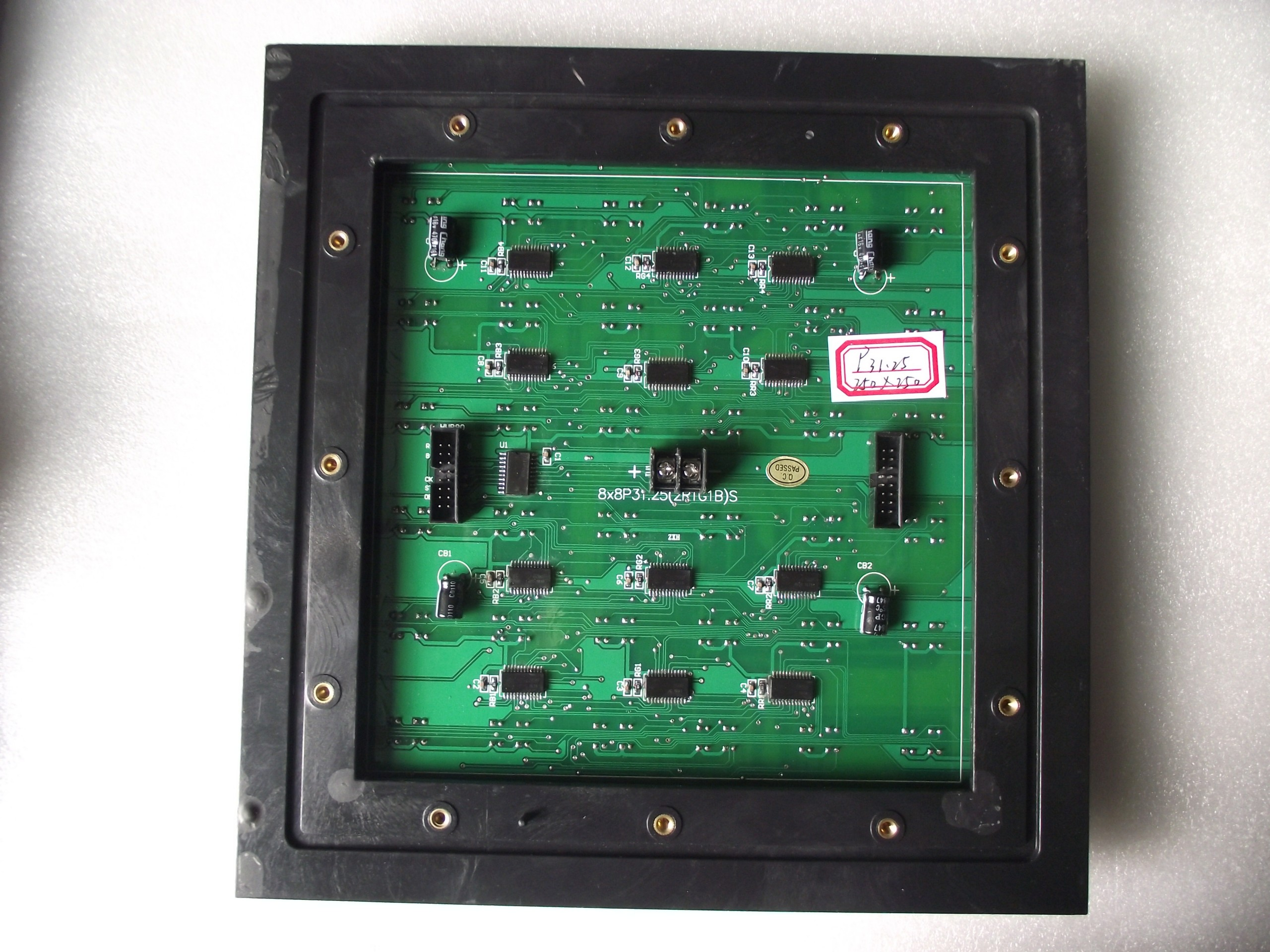 OUTDOOR p31.25 led display module