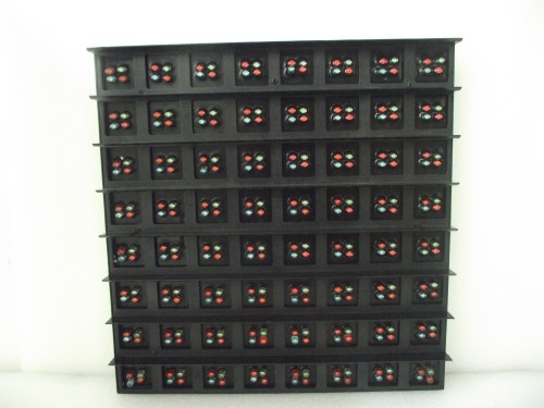 P31.25 Outdoor 4R2G2B LED Display Module
