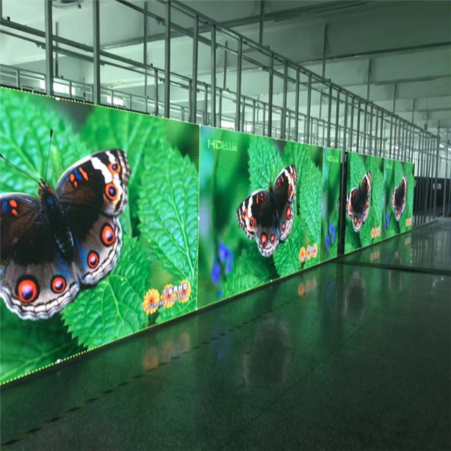 P1.56 Indoor HD LED Screen Module