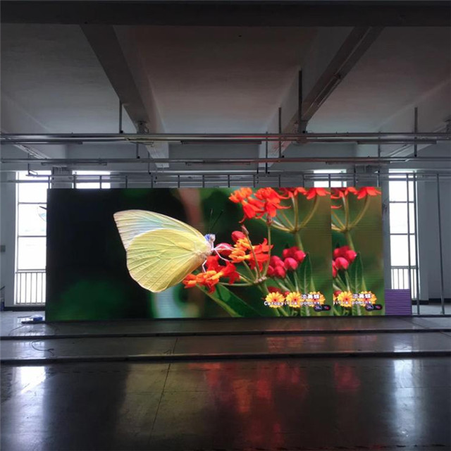 P1.56mm HD LED Display Screen LED Video Wall