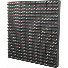 P10 dip LED display Module 320x320 RGB