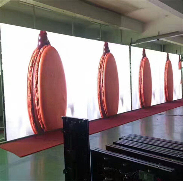 Die-Casting P1.923 Indoor Full Color LED Display Panel
