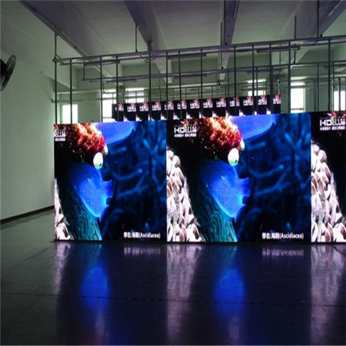 208x156 dots Fine Pitch Led Display P1.923 / P2 LED Video screen