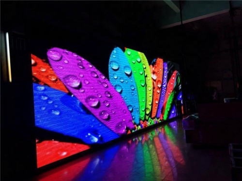 P1.923 Indoor Full Color LED Display Screen