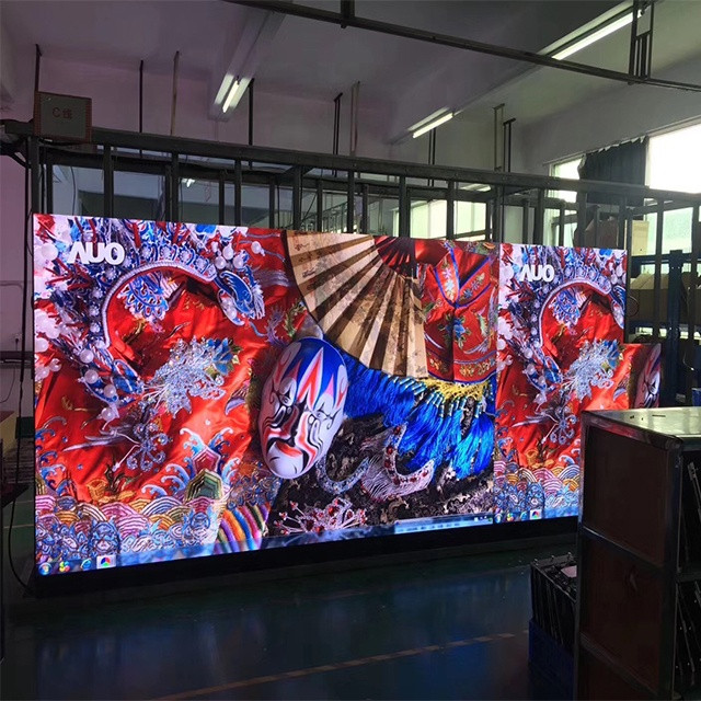 P3.91 Indoor led Video Wall