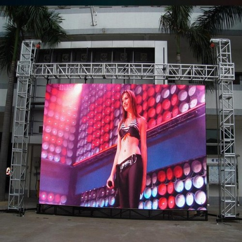 P4 outdoor Full Color LED Display