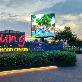 P8 Full Color Screen LED Outdoor Advertising Screen