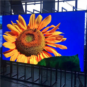 China P1.667 Indoor Front Service Digital LED Video Wall W/ 4K UHD