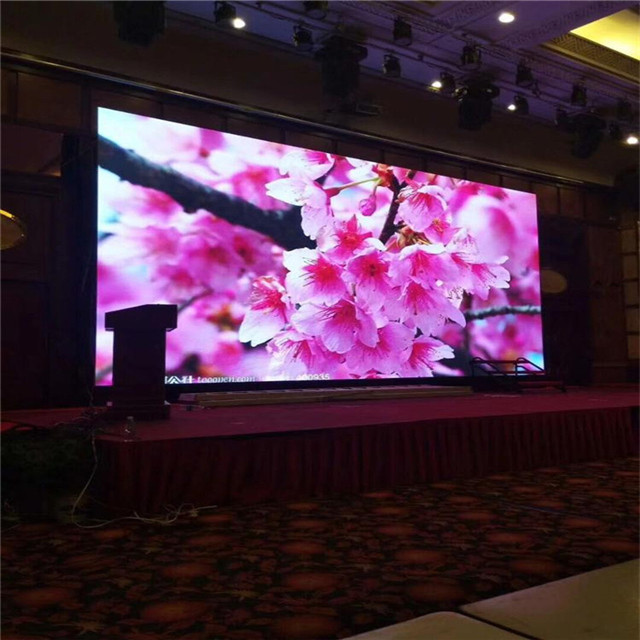 P1.56mm Indoor HD LED Video Wall