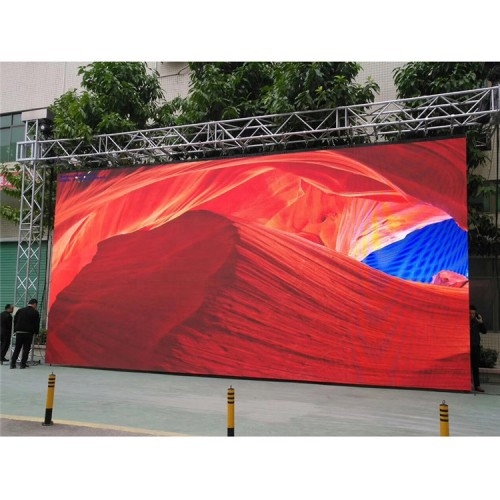 P2.604 (500x500) Series Led Rental Display