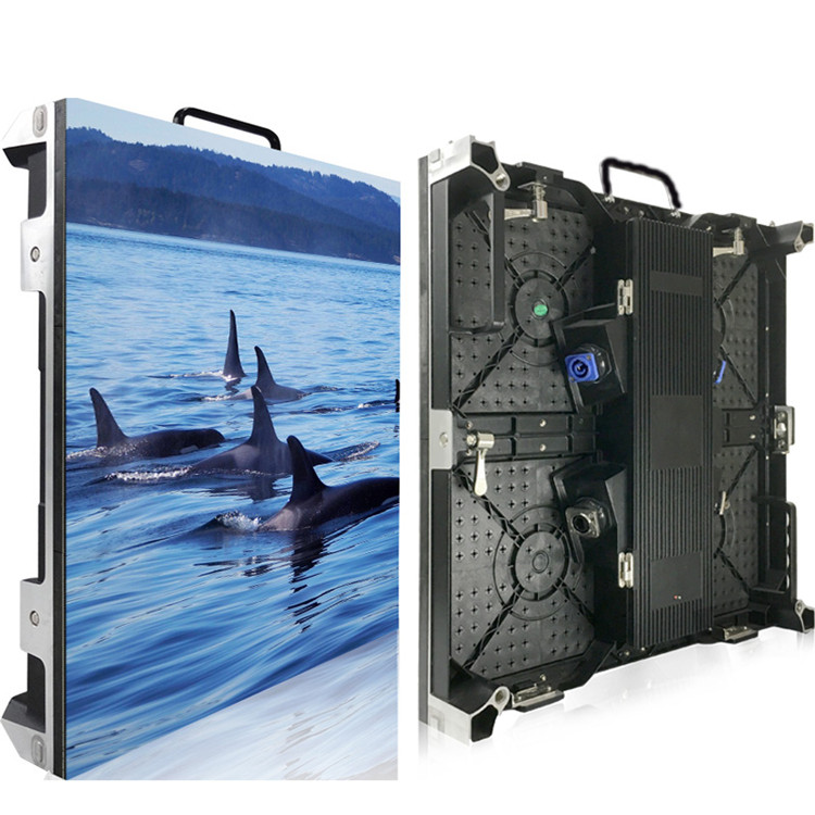 P2.604 Led Screen Panel P2.6 Led Display P2.9 Led Video Wall Novastar A8s Receiver Card 3840hz Refresh Rate