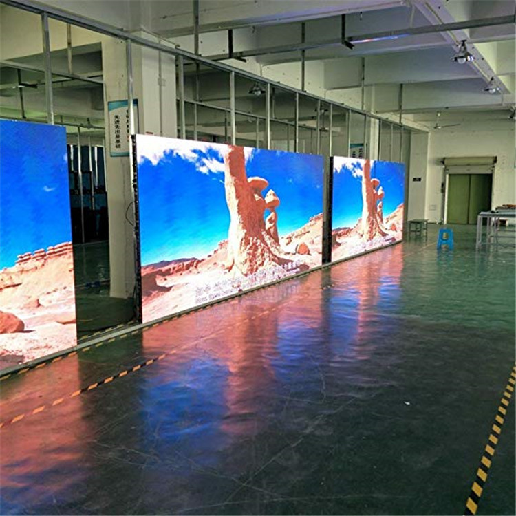P4.81mm Outdoor Rental LED Display Cabinet