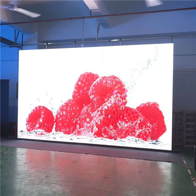 P2.976 Indoor High-definition Full Color LED Display