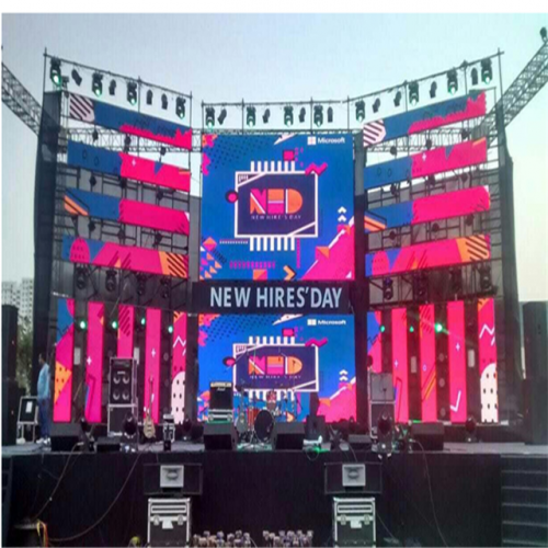 Outdoor P4.81 Rental LED display