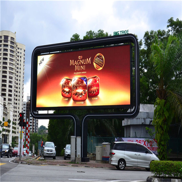 High Resolution P4.81 Outdoor LED Video Display for Rental
