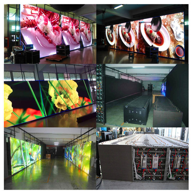 P5 Indoor Full Color LED Display Screen