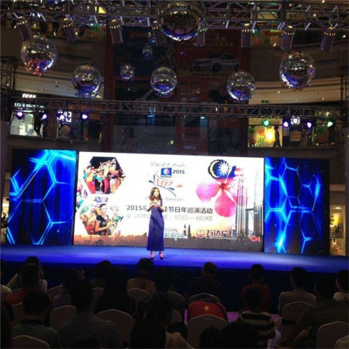P1.667mm Indoor HD LED Video Wall
