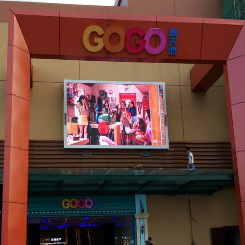 P6 outdoor SMD Full Color LED Display Manufacturers