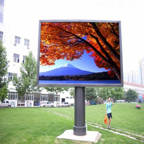 P6 Double Sided LED Video Wall