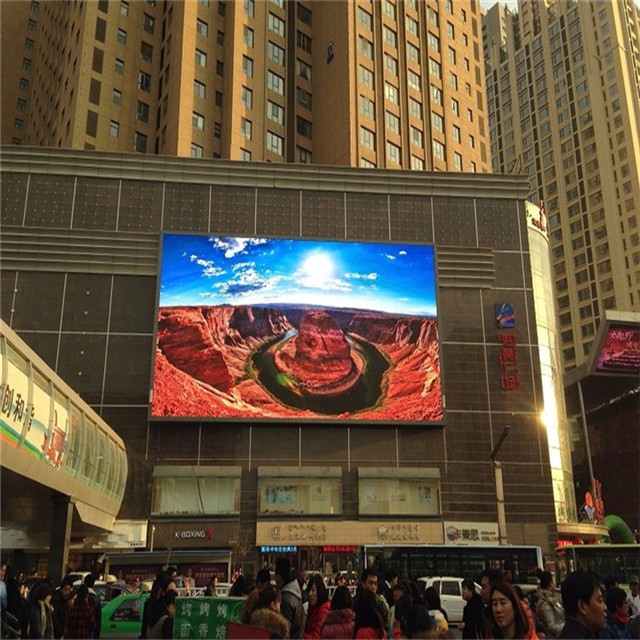 Outdoor LED Display Boards