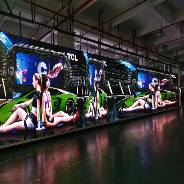 Indoor LED display_LED Displays