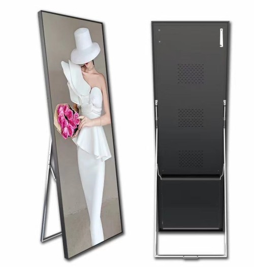 High Refresh Rate Movable Mirror Poster P2.5/P3