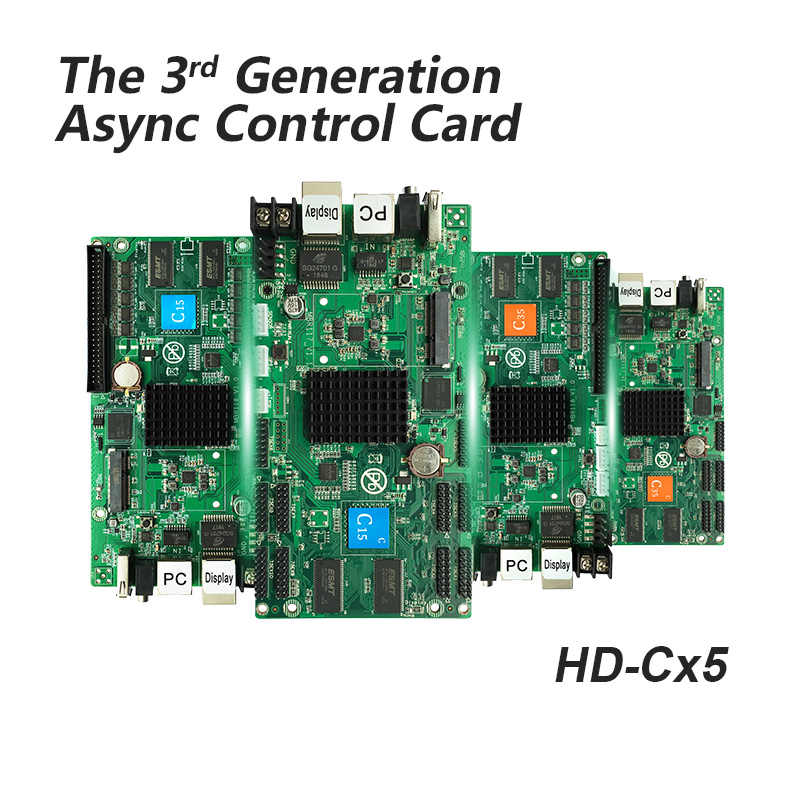 HD-C15 HD-C15C Asynchronous LED Controller Card