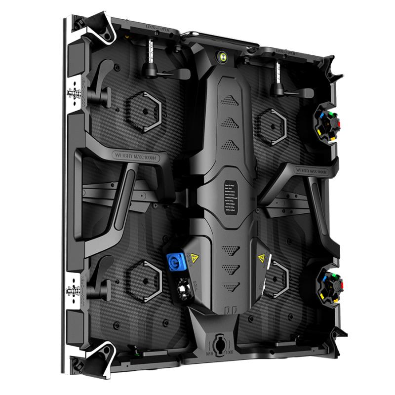 Magnesium Alloy P2.604mm Indoor Rental LED Video Wall