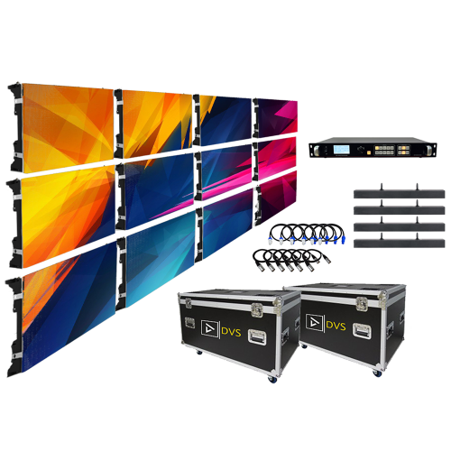 outdoor p2.604 led screen