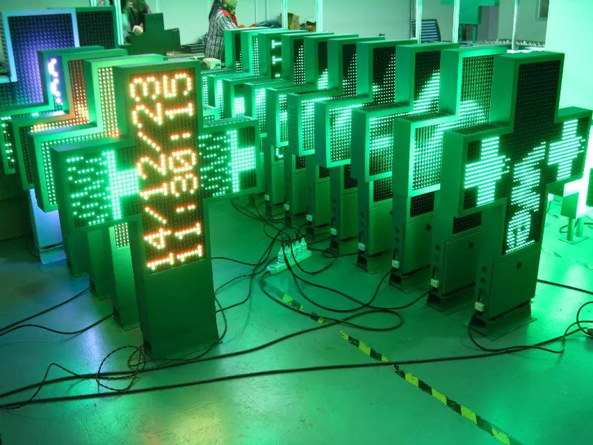 LED Pharmacy Display sign boards