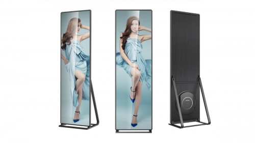 P2.5 LED Poster Video Display Advertising