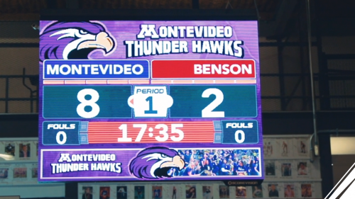 LED Displays for High School Sports
