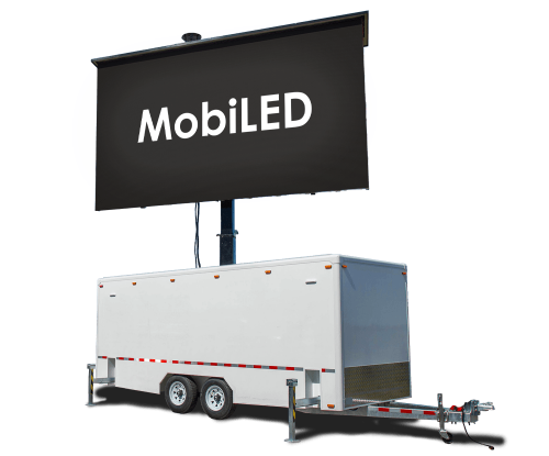 led screen truck for sale