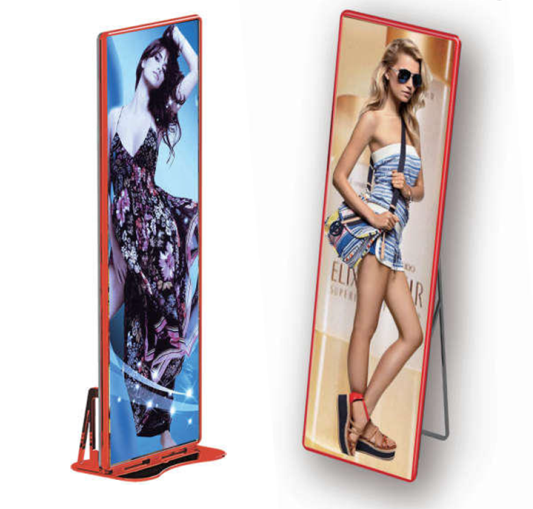 p2.5 LED Poster Display