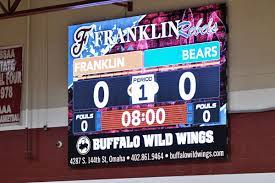 Scoreboards And Video Displays For Sports