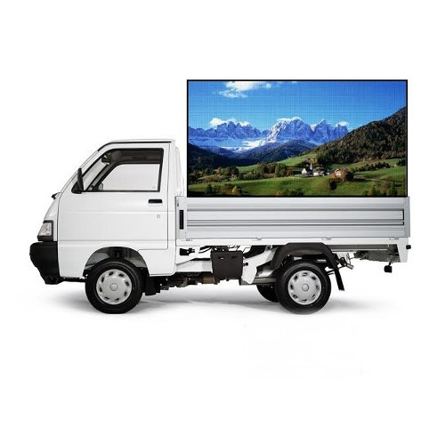 Buy Waterproof and High-Quality Truck Mobile Led Display