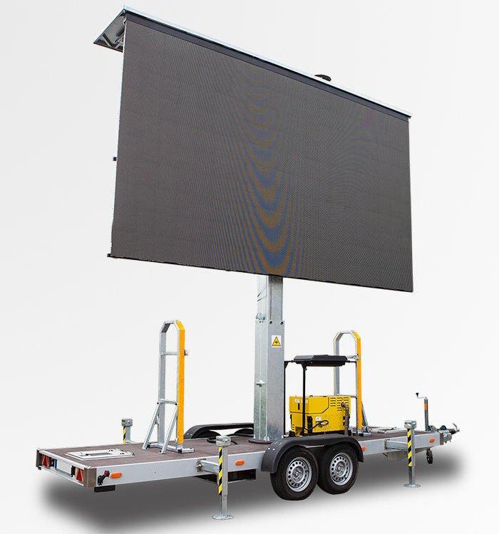 Mobile Variable Message Signs (VMS)