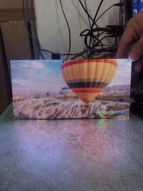 P1.56 Flexible LED Display