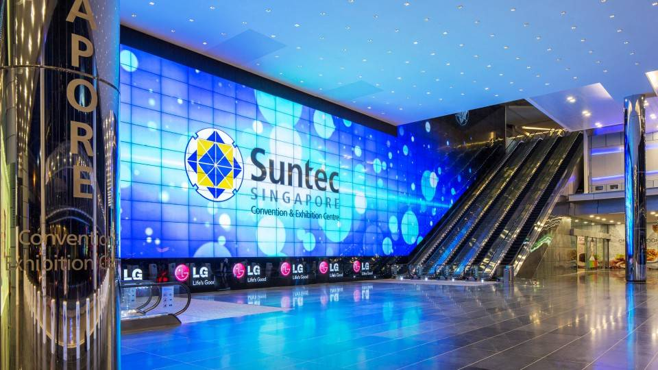oUTDOOR Transparent LED Video Wall Displays