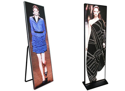 LED Poster Video Display for Advertising