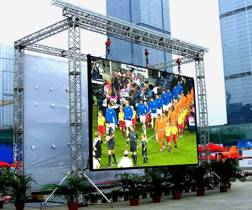 Stage LED Screens For Events