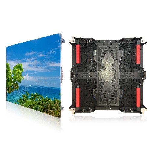 P3.91 Indoor led Video Wall led Screen Cabinet 500x1000mm