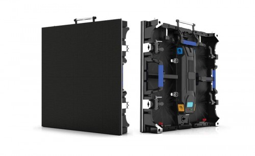 Outdoor Waterproof P2.604 LED Rental Screen High Brightness and High Resolution